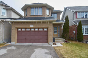 Immaculate 4 Bdrms Detached Home In North Oshawa