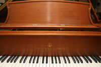 Piano Lessons in Charlottetown or Stratford