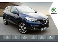 2016 Renault Kadjar 1.5dCi (110bhp) Dynamique S Nav Energy Station Wagon Diesel