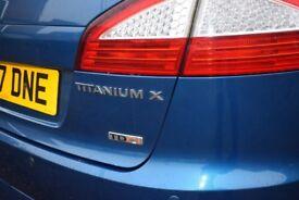 Ford Mondeo 1.8TDCI TITANIUM 6 SPEED 125PS (blue) 2007