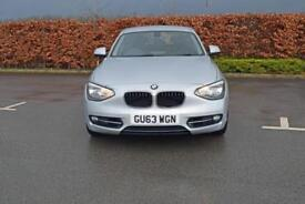 2013 BMW 1 SERIES BMW 120d Sport 5dr [Professional Media]