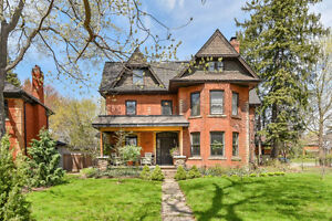 Victorian Home/Offices - Renovator's Dream on Lakeshore