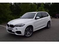 2014 BMW X5 3.0 XDRIVE40D M SPORT 5D 309 BHP DIESEL