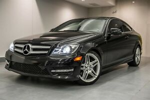 2013 Mercedes-Benz C350 4MATIC Coupe