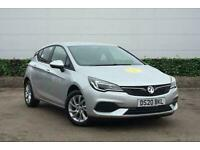 2020 Vauxhall Astra 1.2 Turbo 130 Business Edition Nav 5dr Hatchback Manual Hatc