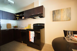 RENTED Gorgeous and modern 2 bedroom with balcony and fireplace