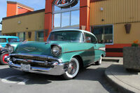 1957 chevrolet Belair Sport Coupe