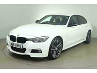 2017 BMW 3 Series 320D M SPORT SHADOW EDITION A Auto Saloon Diesel Automatic