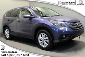 2012 Honda CR-V EX-L 4WD at