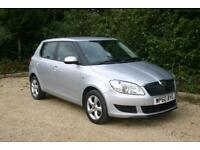 DEMO + 1 OWNER SKODA FABIA 1.2 SE done 41894 Miles with FULL SERVICE HISTORY