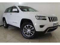 2014 64 JEEP GRAND CHEROKEE 3.0 V6 CRD LIMITED 5DR AUTOMATIC 247 BHP DIESEL