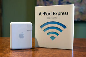 Apple AirPort Express (MB321LL/A) – 802.11n 1st Generation