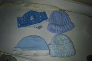 0 to 6 month baby hats!!