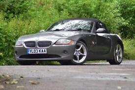 BMW Z SERIES Z4 3.0I AUTO ROADSTER