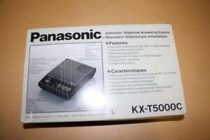Panasonic Automatic vintage Telephone Answering System