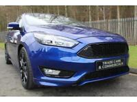 2016 16 FORD FOCUS 1.0 ST-LINE 5D 124 BHP