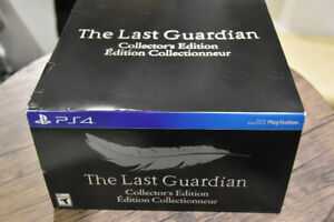 The Last Guardian: Collectors Edition (PS4) *NEW*
