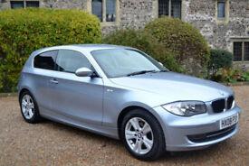 BMW 118i 2.0 auto 2008 SE, 46K MILES, FULL S/HISTORY, NEW MOT, 5.4K EXTRAS