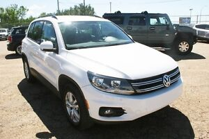 2015 Volkswagen Tiguan 2.0 TSI TURBO AWD, HEATED SEATS