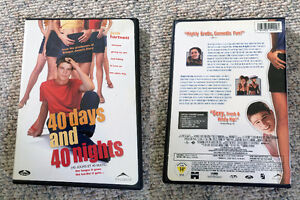 """40 Days and 40 Nights"" DVD"