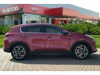 2021 Kia Sportage 1.6 CRDi 48V ISG GT-Line S 5dr DCT Auto (AWD) Estate Diesel Au