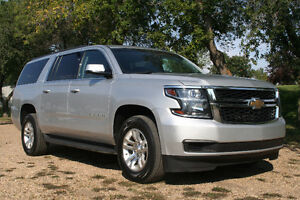 2015 Chevrolet Suburban LT SUV Leather/4x4/Moonroof