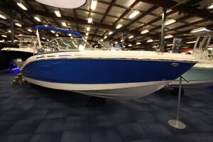 2017 Chaparral H20 21 OB w/ Yamaha F200XB 200 HP Outboard