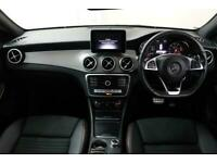 2018 Mercedes-Benz CLA CLASS CLA 180 AMG Line Edition 4dr Tip Auto Saloon Petrol