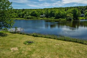 Waterfront home in Fall River for Rent