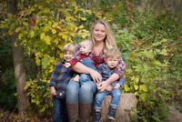 Full time Daycare Opening, Licensed West Mountain