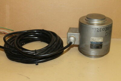 Load Cell 100k 100000 Lb Compression Stainless Steel Revere Transducers