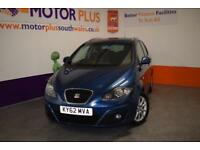 2012 SEAT ALTEA XL CR TDI SE DSG ESTATE DIESEL