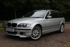 BMW 325i Sport Touring 2.5 2002