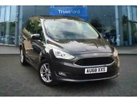 2018 Ford Grand C-Max 1.0 EcoBoost 125 Zetec 5dr **With Satellite Navigation & B