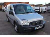 2012 Ford Transit Connect Low Roof Van TDCi 75ps Diesel silver Manual