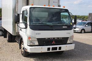 Mitsubishi frezer unit 18 foot truck $6999 woooow