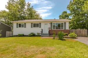 BUNGALOW IN FIRST LAKE AREA OF LOWER SACKVILLE