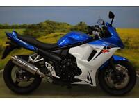 Suzuki GSX650F 2013 ** 3180 MILES, BEOWOLF EXHAUST, DATATAG **