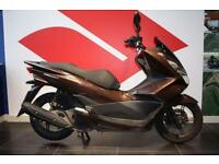 2014 64 HONDA WW 125 PCX, BROWN, HPI CLEAR