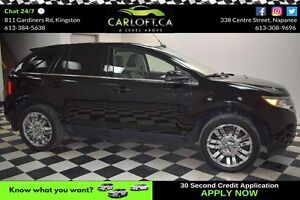 2011 Ford Edge LTD AWD - PANORAMIC SUNROOF**LEATHER**BACKUP CAM