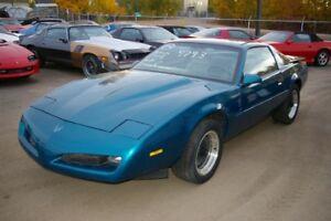 1992 Pontiac Firebird Formula T.P.I Auto