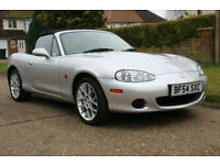 Mazda MX-5 1.6i Ltd Edn Euphonic