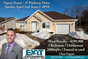 Open House - 37 Parkway Drive Sunday April 2nd from 2-4PM