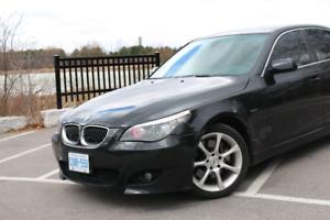 TUNED BMW 535I (400 HP)