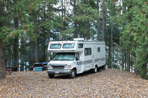 26ft Motorhome for rent.  $120 per day