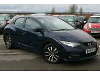 2014 Honda Civic 1.6 I-DTEC SE PLUS 5d 118 BHP Hatchback Diesel Manual