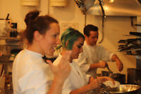 Full and Part Time Kitchen Positions--line cook, pizzaiolos, app