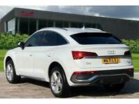 2021 Audi Q5 Sportback S line 40 TDI quattro 204 PS S tronic Auto Estate Diesel