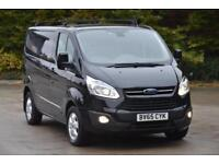 2.2 270 LIMITED LR P/V 5D 153 BHP E-TECH FWD SWB AIR CON DIESEL MANUAL VAN 2015