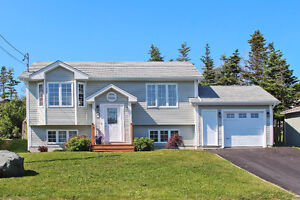 Immaculate Split-Entry in Portugal Cove w/ Garage